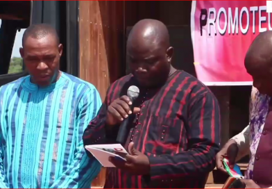 Rencontre promoteur immobilier ( Association des Promoteurs Immobiliers du Burkina ) avec les propriétaires terriens à Pabre