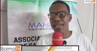 L'association Mahidol de santé publique forme 25 champions prêts à servir.