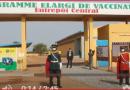 Célébration du 40 ème anniversaire du Programme Elargi de Vaccination