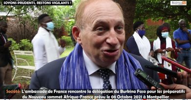 NOUVEAU SOMMET AFRIQUE-FRANCE: 41 JEUNES ENGAGÉS DU BURKINA FASO PRÊTS POUR LE RENDEZ-VOUS !